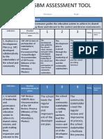 Sbm Dod Assessment 2 1