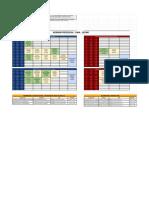 Horario de Clases Presenciales_Programa a Distancia 2019 00