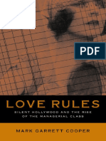 Love Rules- Silent Hollywood and the Rise of the Managerial Class  2003.pdf