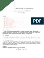 Ejercicios de Sistemas de Ecuaciones 2eso