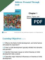 Developmental Psychology Chapter 1
