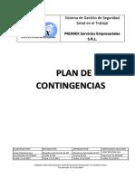 2.7.8 Plan de Contingencia Piura2018