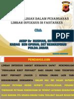 Seminar to Perawat Dpw Jabar Polda