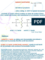 Acidul Tartric, Lactic, Citric