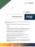 Caso de Estudio - Cambridge Software Company