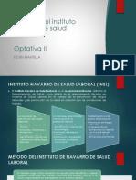 Método Del Instituto Navarro de Salud Laboral