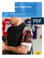 Blood Flow Restriction Guide