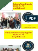 Terbaik Di Indonesia !!! 085-852-704-779 Terapi Kognitif Konseling, Terapi Psikologi, Terapi Psikologi Islam