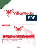 RM 19 F1 - Epidemiología 1 - Online