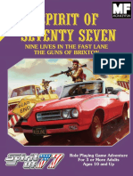 Double Feature 03 - The Guns Of Brixton + Nine Lives In The Fast Lane