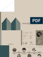 Architecture Portfolio-Badusha S