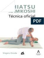 SHIATSU NAMIKOSHI TÉCNICA OFICIAL. Namikoshi Shiatsu Europa (NSE) Shigeru Onoda. Con la colaboración de. Supervisor.pdf