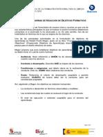 3681 Normas de Redaccion de Objetivos Formativos