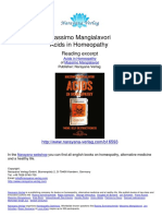 Acids in Homeopathy Massimo Mangialavori.16593 1
