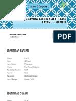 Case Report Gemeli