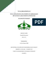 Disasterplan NurpadilaRamadanti 03013151 Fix