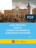 GUÍA PRÁCTICA CD Diplomado en España 2017