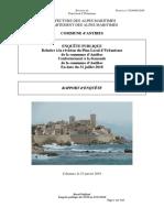 Rapport Commissaire PLU Revise 1-4