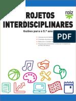 projetosinterdisciplinares5anopara-projetar