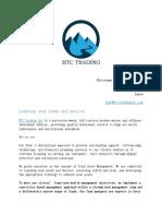 BTC Trading Inc Tokyo