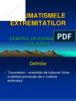 9. l. Trauma Extremitatilor