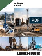Liebherr Piling Rig_Catalogue