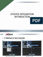 Dahua Atm Text Intergraion Introduction v1