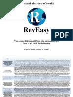 Documento con títulos y abstracts de los artículos encontrados