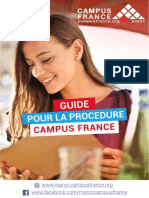 Guide Campus France Maroc 2019