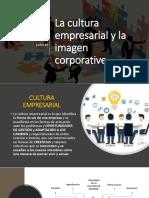 La Cultura Empresarial y La Imagen Corporativa