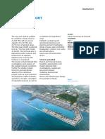 Algeria Cherchell Port