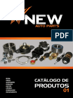 catalogo new auto parts