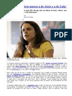 Desarmamento - Juízes Para a Democracia - Carta Aberta - Sem Assinatura