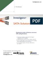 SATA Protocol Analyzer NextGig