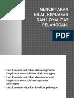 presentasi manajemen