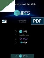 Benet Ipfs blockchain