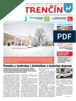 INFO Trenčín - február 2019