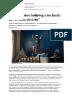 5 Licoes Sobre Bullying e Inclusao de Extraordinariopdf