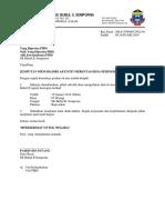 Surat Jemputan Pibg Merentas Desa