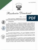 Resolucion Directoral 192 2017 Digesa Sa
