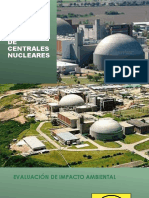 Impacto Ambiental Centrales Nucleares