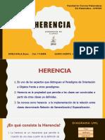 Herencia y Diagrama Uml