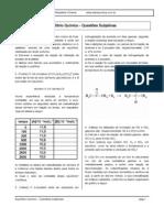 Equilibrio Quimico Questoes Subbjetivas[1]