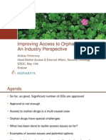 Improving Access to Orphan Drugs_EU_feb'10
