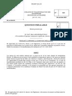 Amendements du groupe CRCE au projet de loi PACTE