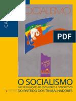 O Socialismo nas Resoluções do PT