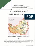 Studiu de Piata Fond Imobiliar Judetul Cluj 2019 - Camera Notarilor Publici Cluj