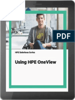Using HPE OneView HPE2 T34 Official Certification Study Guide
