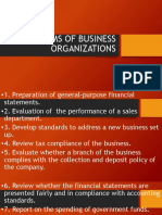 11-12 Forms of Business Organizations