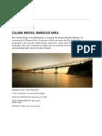 Bridges in Abra